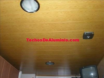 Techos aluminio Burjasot