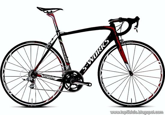 S-WORKS TARMAC SL4 SRAM RED