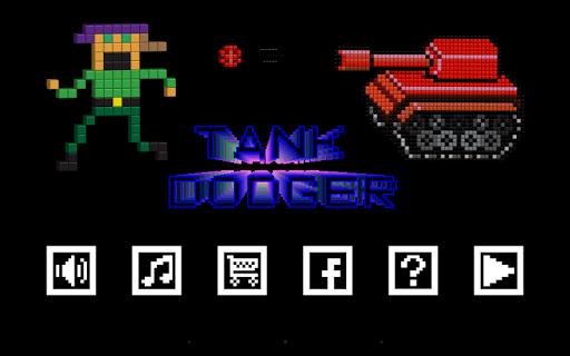 Tank Dodger - A Runner Twist