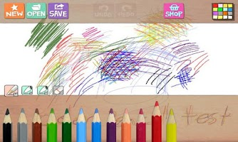 Screenshot of Hello Color Pencil