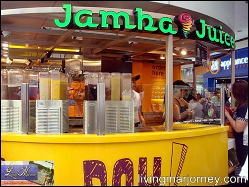 Jamba Juice Mall of Asia