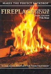 Fireplace for Your Home: Classic Edition with Music