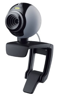 Logitech-Webcam-C250