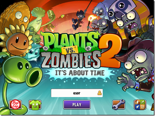 Plants vs. Zombies 2-02