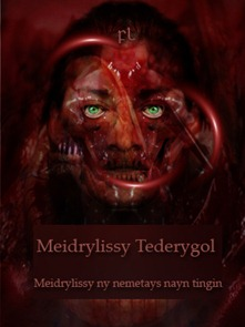 Meidrylissy Tederygol - Linguistic Anthropology Cover