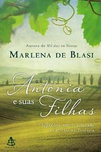 livro Antonia e Suas Filhas