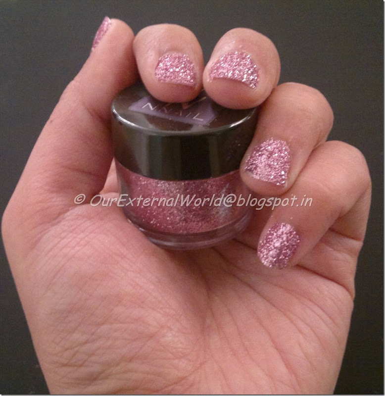 Nnails-light-purple-glitter-pic