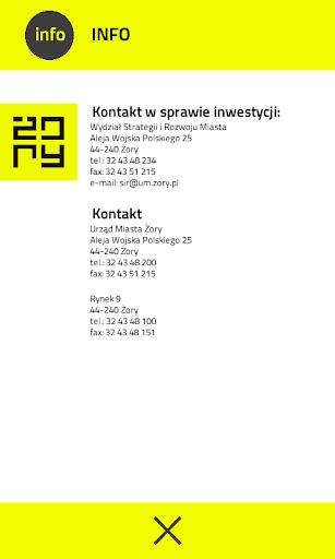 玩商業App|Żory Mapa Miasta免費|APP試玩