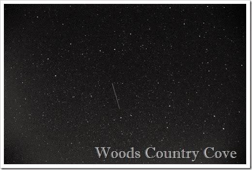 Camelopardalids meteor shower (1)
