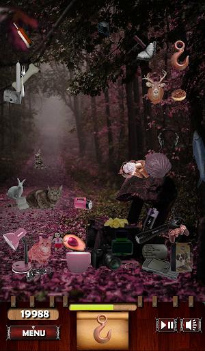 Hidden Object - Dark Woods