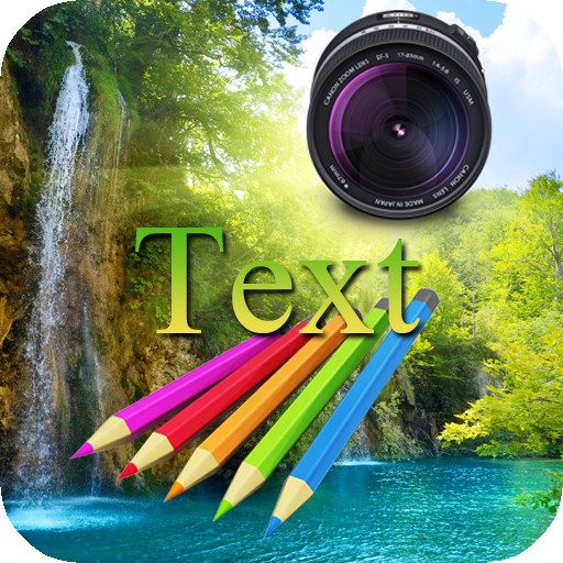 text photo editor picture text