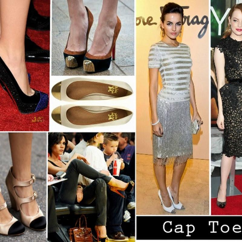 210151b40 Onde comprar: Sapatos Cap Toe! Aposte nos bicos metalicos e coloridos.