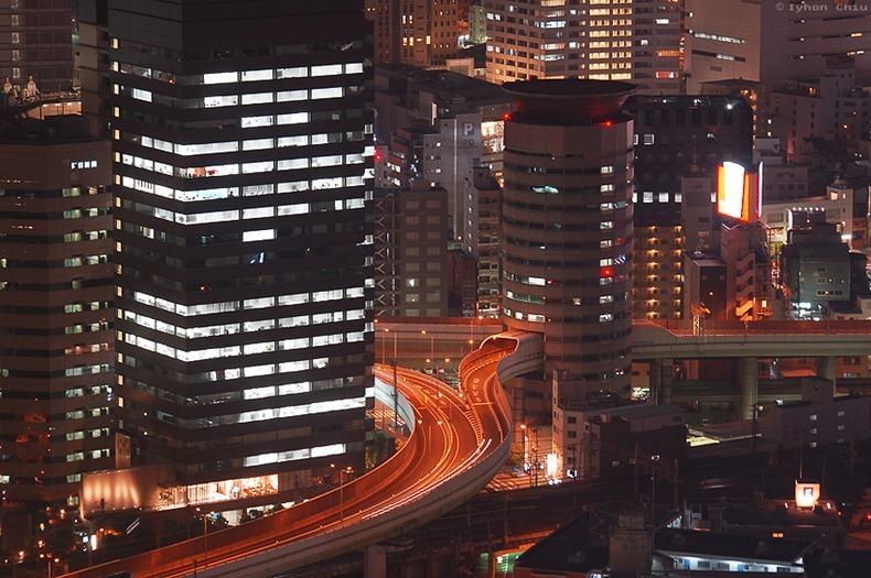 *-* أبراج كوريا الجنوبية واليابان ، غاية في الغرابة *-*