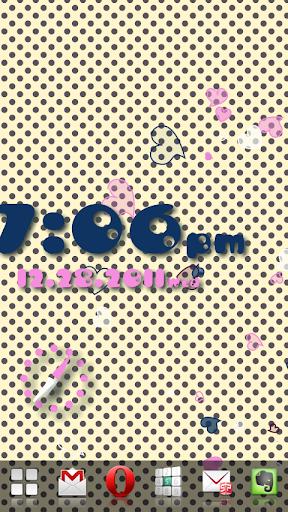 玩免費個人化APP|下載[Free]ハート♥フロウ!ライブ壁紙 app不用錢|硬是要APP
