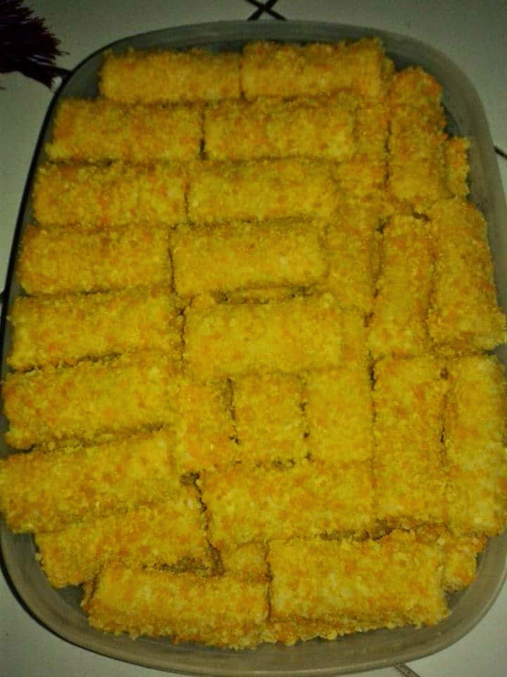 resepi kue kering  oven agustus Resepi Urap Turi Enak dan Mudah