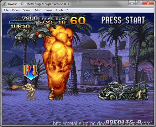 metal slug 3 game online free play