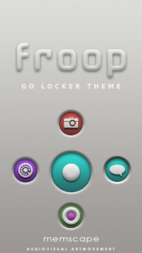 GO Locker FROOP Theme