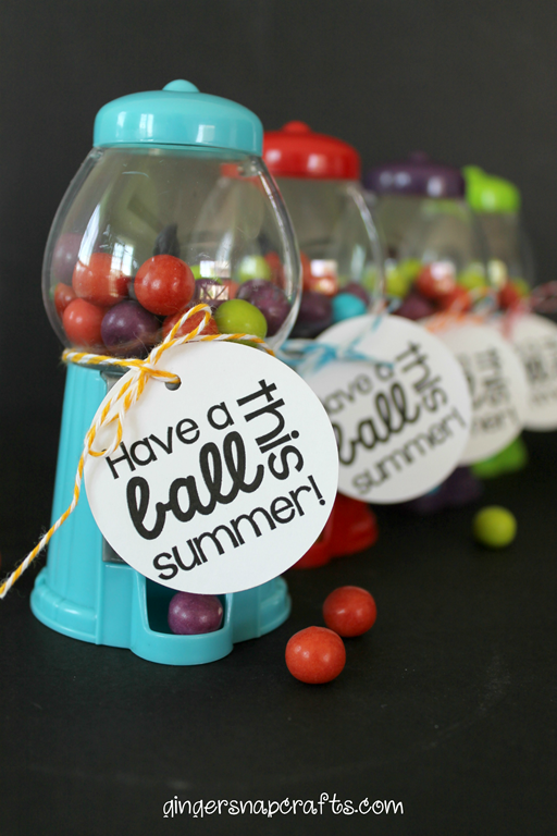 school gift idea #summer