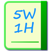 Diary for 5W1H