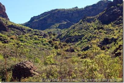 7648 El Aserrador-Paso Herradura(Barranco Ayacata)