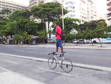 Only in Copacabana