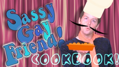 sassy gay cookbook