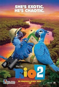Rio 2 2014 - BluRay 720p DuaL TR-ENG
