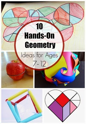 Hands On Geometry Ideas - Grades 2 and