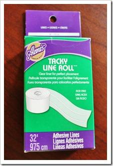 Aleene's Tacky Line Roll