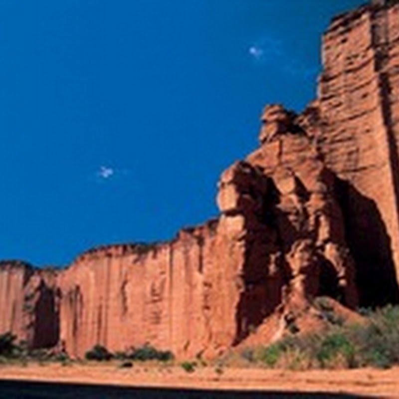 "Talampaya National Park, one of eight ""World Heritage"" by UNESCO declared in Argentina (Part II)."