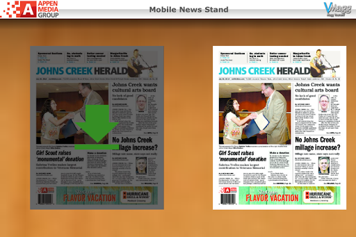 Appen News Stand