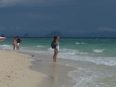 Plaje Thailanda: Bamboo Island