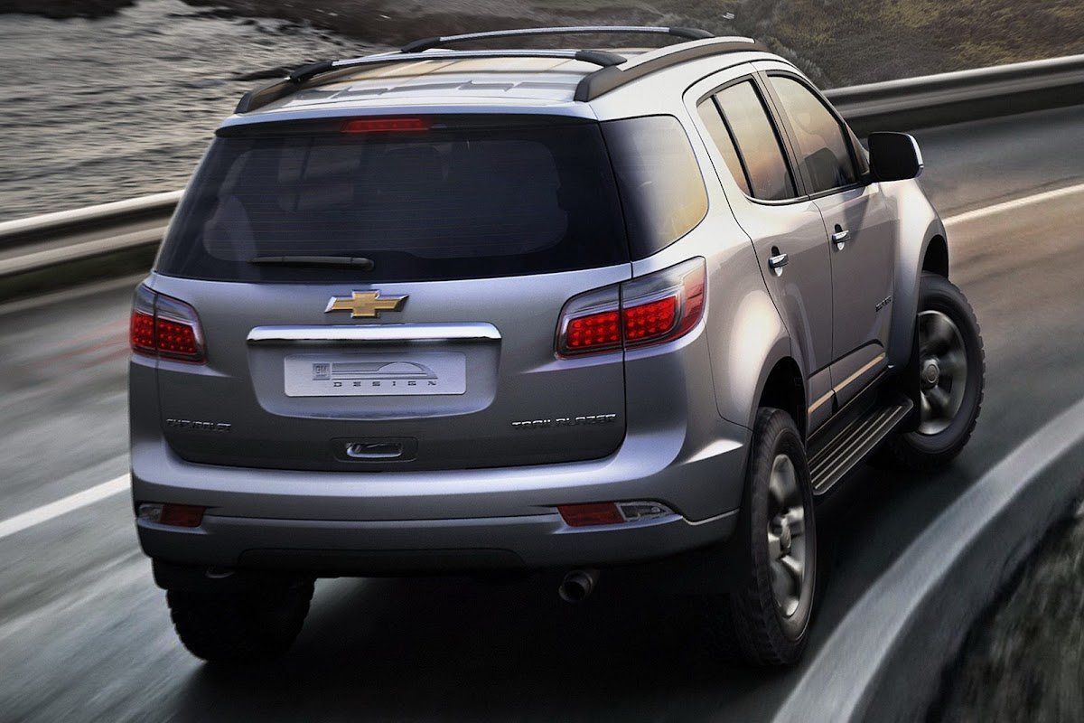 GM Shows More of its New Chevy Trailblazer SUV, Goes on Sale in ...