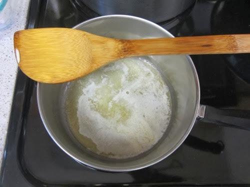 pumpkin brioche bread pudding 018