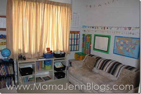Homeschool Classroom