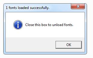 font-loader