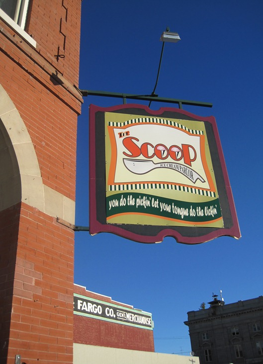 The Scoop Evanston Wyoming