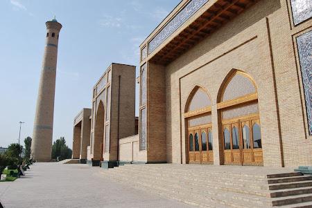Obiective turistice Tashkent : Khast Imom