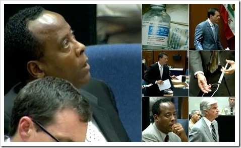 conrad murray proces david walgren flanagan Ed Chernoff