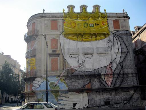 Awesome graffiti art