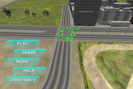 市交通燈模擬器