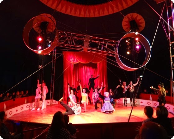 Circus Funtasia - Nantwich – 19-23 March 2014  (3)
