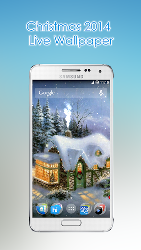 Christmas 2014 Live Wallpaper