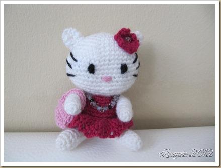 Rosengarten Hello Kitty