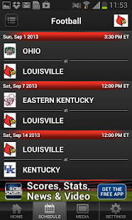 Louisville CardsMobile - screenshot thumbnail