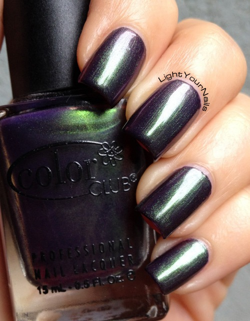 Color Club Port-Folio (In True Fashion Fall 2012)
