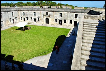 04d - Interior Courtyard of Fort