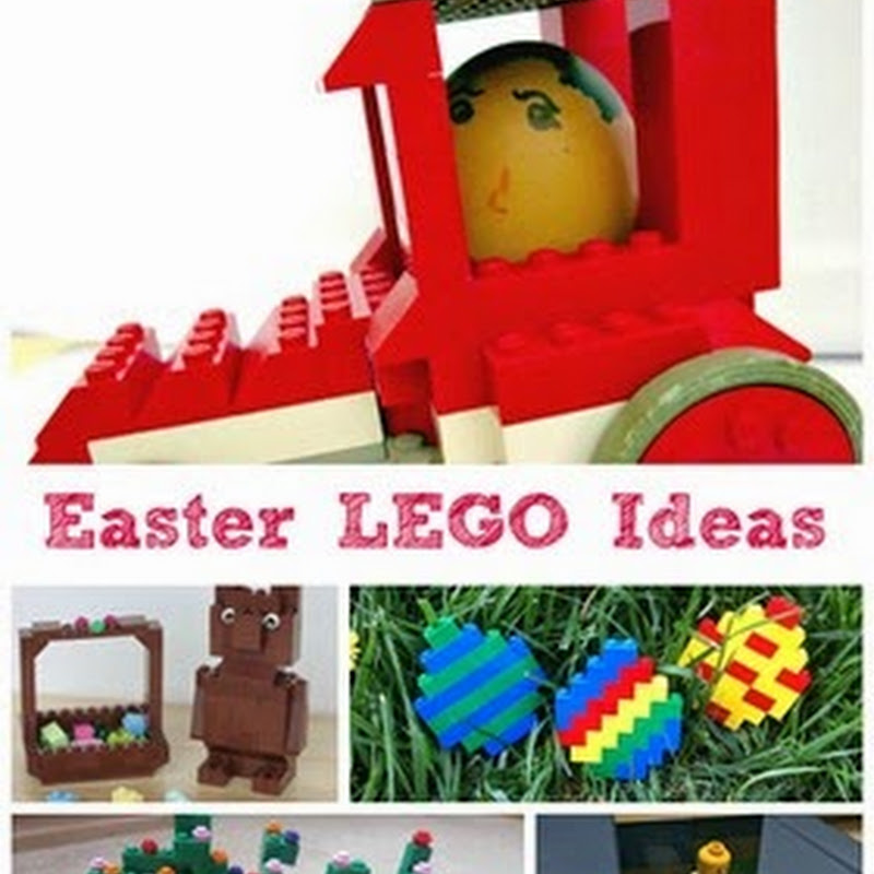 Easter LEGO Ideas