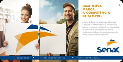 Logotipo Nova Senac Apresentacao Blog