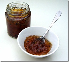 Black Pepper, Cumin and Fennel Jelly